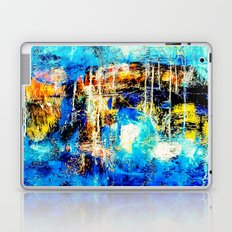 In and Out of the Blue Laptop & iPad Skin