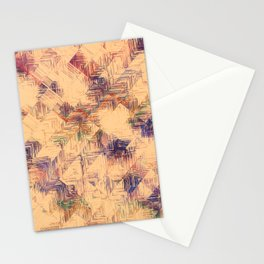 Curtains no. 333 Stationery Cards