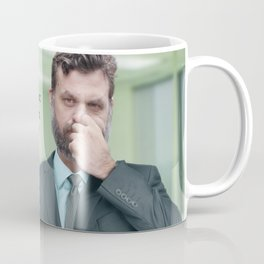 Never Settle for Second Best Coffee Mug