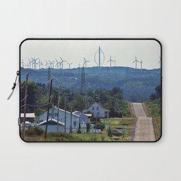 Turbine Hill Laptop Sleeve