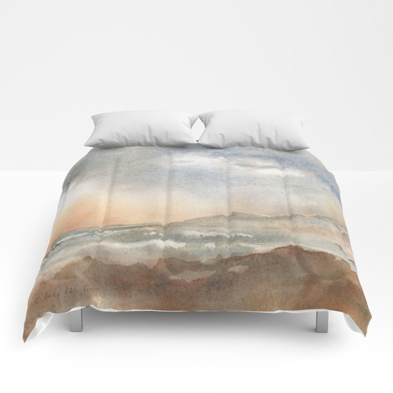 California Dreaming Comforters