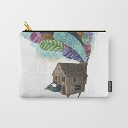 birdhouse revisited Carry-All Pouch
