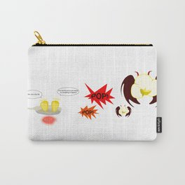 Evil Popcorn Carry-All Pouch