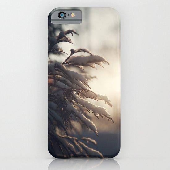 Winter Morn iPhone & iPod Case