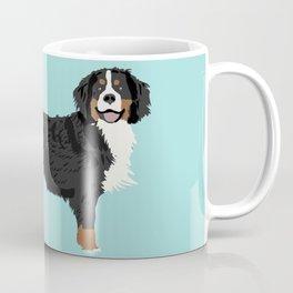 Bernese Mountain Dog dog breed funny dog fart Coffee Mug