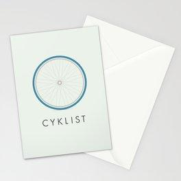 Cyklist Stationery Cards