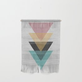 Abstract geometry 1 Wall Hanging