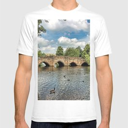 5 Arches of Bakewell Bridge T-shirt