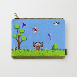 Hunting Ducks Carry-All Pouch