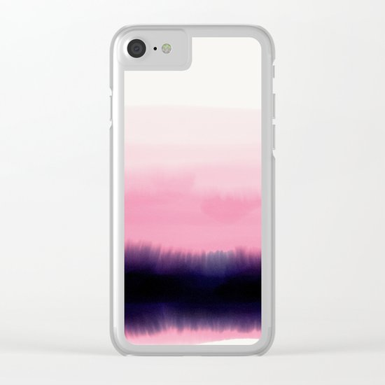 Fountain of Youth Clear iPhone Case