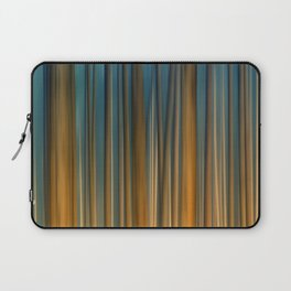 Abstract Autumn Forest Laptop Sleeve