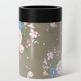 Heirloom Rose - Raw Umber Can Cooler