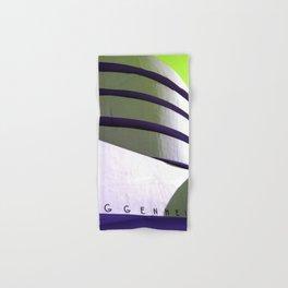 Architectural Shapes #8 Hand & Bath Towel