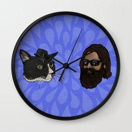 Tom Loves Boobie Wall Clock