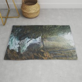 Little Qualicum Falls Rug