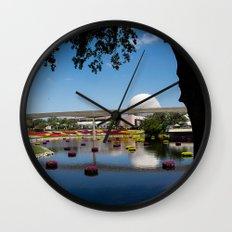 Disney's Epcot Wall Clock