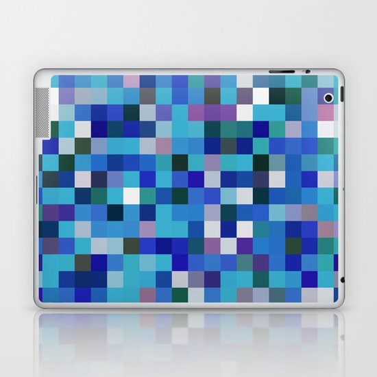 Pixel Painting Laptop & iPad Skin