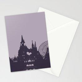 Amusement Park Stationery Cards