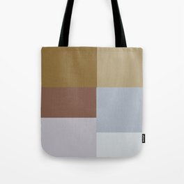 Earth Colors  Tote Bag