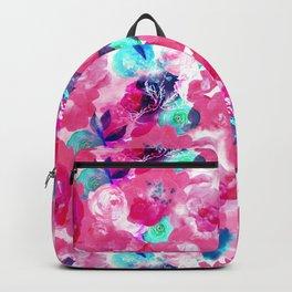 Light Bloom Pattern by Heidi Appel Backpack