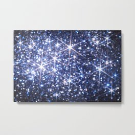 The Stars Are Out Metal Print