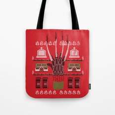 Ugly Nightmare of a Sweater Tote Bag