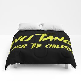 Wu Tang is for the Children Comforters