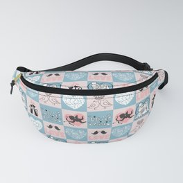 Happy Valentine's Day Fanny Pack