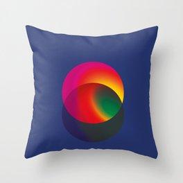 Hot Sunset 420 Throw Pillow