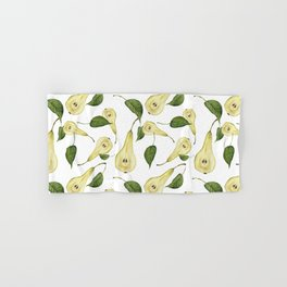 Sweet pear Conference Hand & Bath Towel