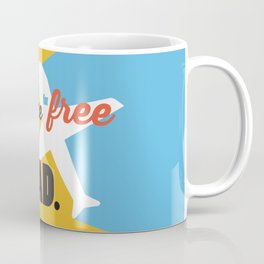Travel - Just Read Coffee Mug