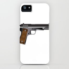 45 Automatic iPhone Case