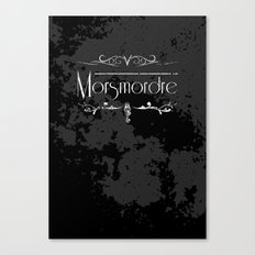 Harry Potter Curses: Morsmordre Canvas Print