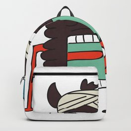 Scrawny Backpack