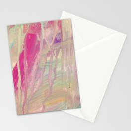Pink I Stationery Cards