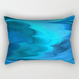 Wave Caustics I Rectangular Pillow