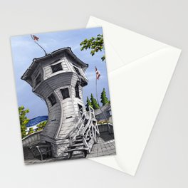 The Bastion Stationery Cards
