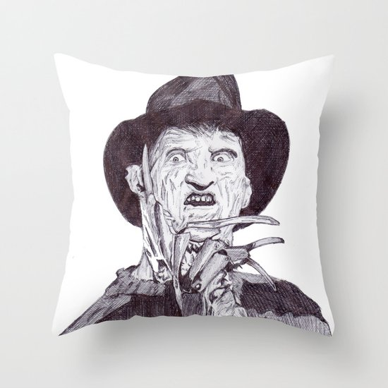 krueger Throw Pillow