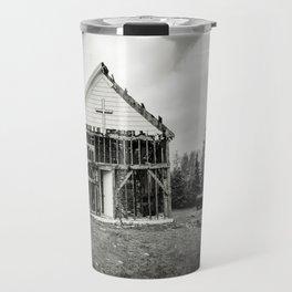 Burnt Church Travel Mug