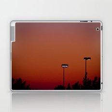 Lights in the Sunset Laptop & iPad Skin
