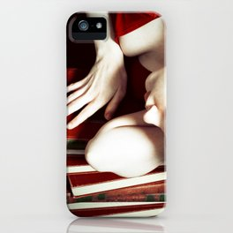 red books. iPhone Case