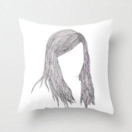 Watson Lines Throw Pillow