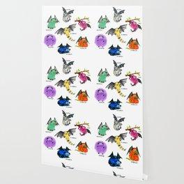 Seven Books, Seven Iggys Wallpaper