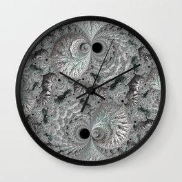 The Chaos Theory Wall Clock