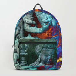 Spontaneous Combustion Backpack