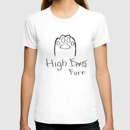 High Furr T-shirt