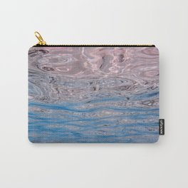 Turquoise Sea Of Tropical Maldives Carry-All Pouch