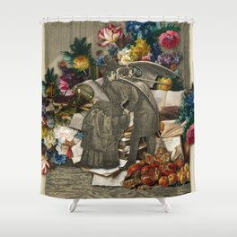 Toujours Shower Curtain