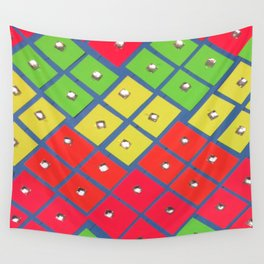 Patchwork Wall Tapestry