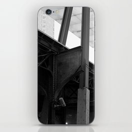 Old Iron at Union Station iPhone Skin